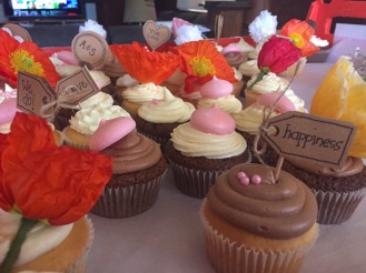 S & A cupcakes